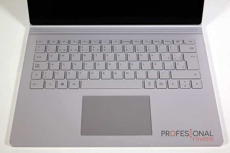 Microsoft Surface Book 3 Teclado