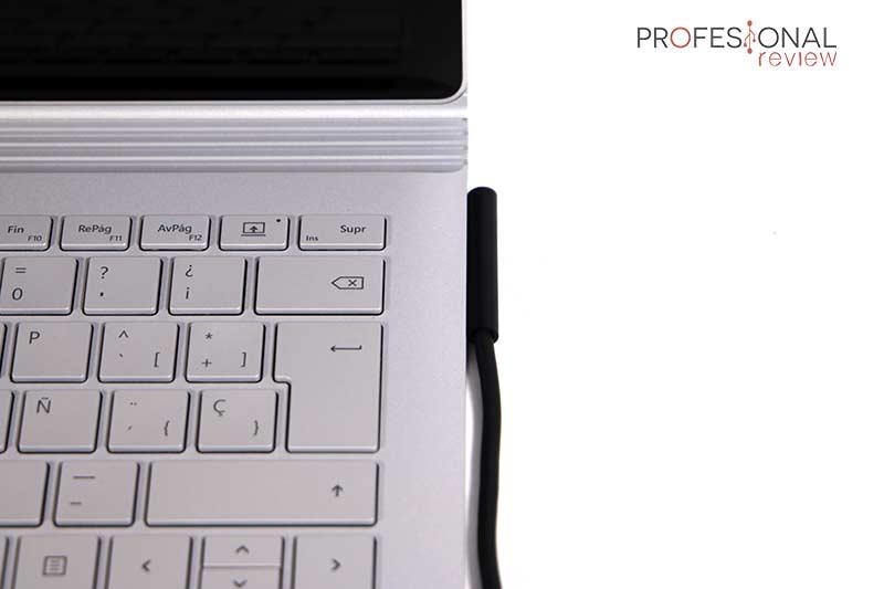 Microsoft Surface Book 3 Batería