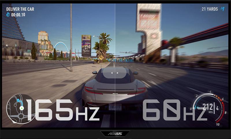 Monitor Gaming Blur