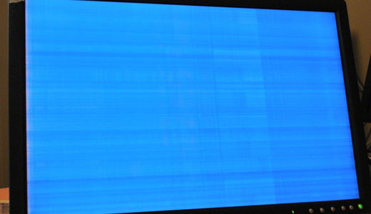 Monitor Gaming Flickering