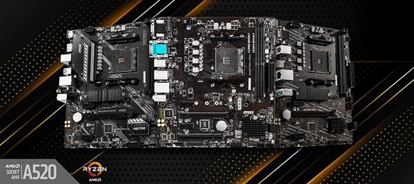 Photo of MSI lanza cuatro placas con chipset A520 para Ryzen 3000 y superiores