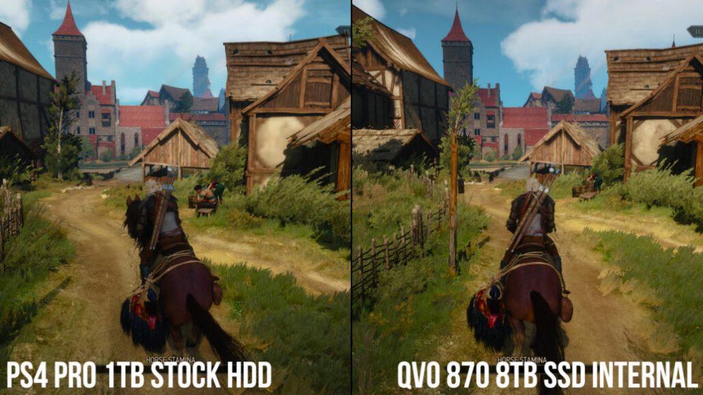 PS4 Pro y SSD 8TB