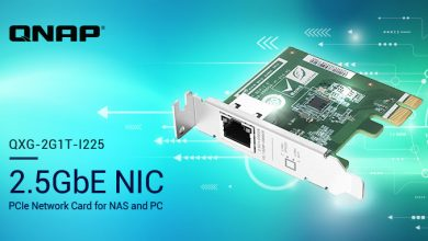 Photo of QNAP 2,5GbE, anuncian nueva tarjeta de red QXG-2G1T-I225