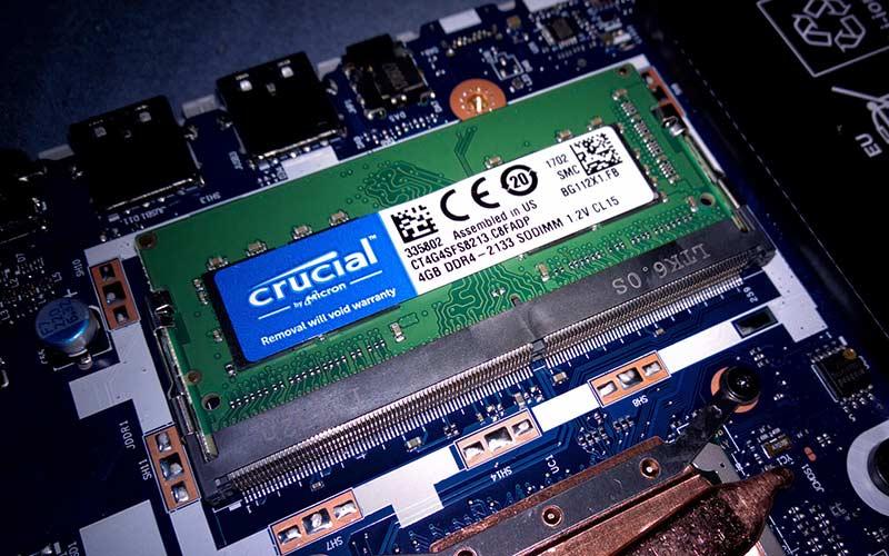 RAM SO-DIMM vs DIMM paso06