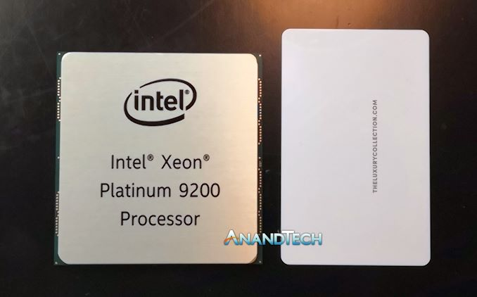 Xeon Platinum 9200
