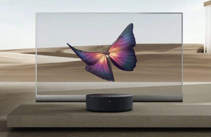 Photo of Xiaomi Mi TV LUX OLED Transparent Edition es la TV transparente más barata