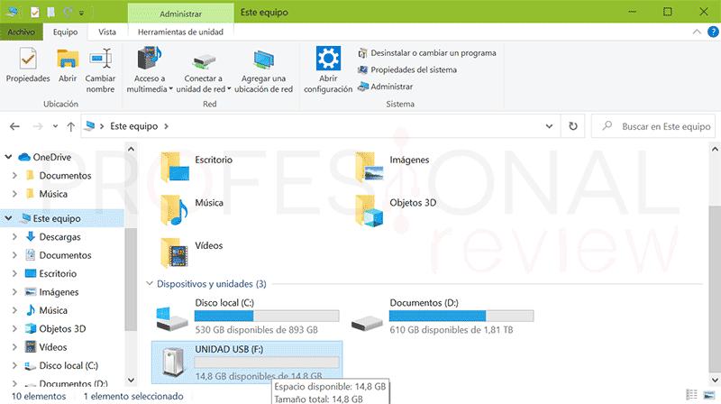 Formatear USB RAW a FAT32 paso04