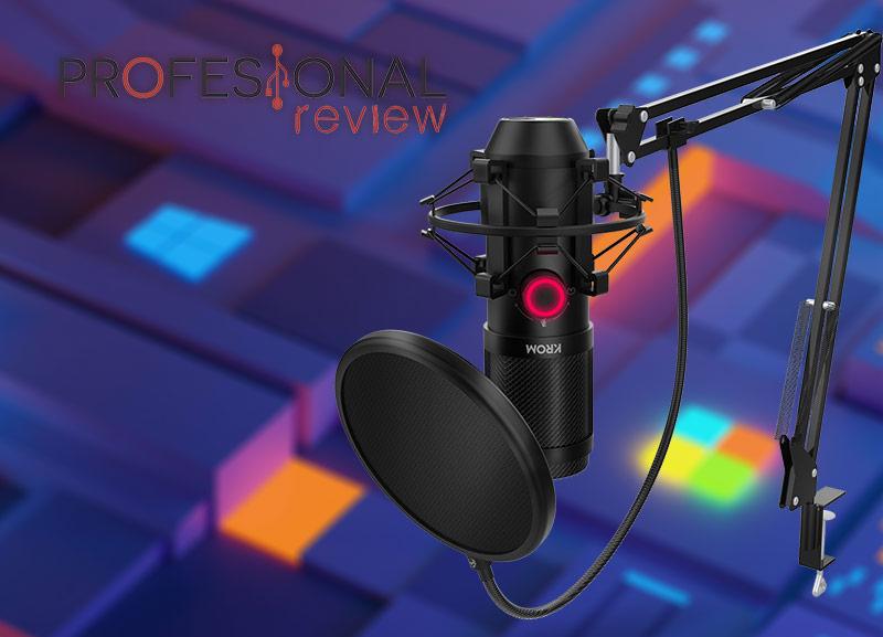 Probar micrófono en Windows 10