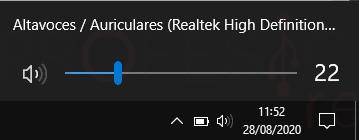 Probar micrófono en Windows 10 paso02