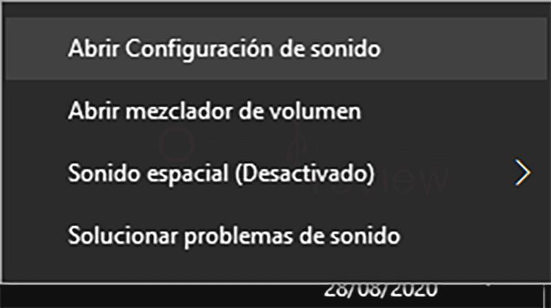 Probar micrófono en Windows 10 paso04