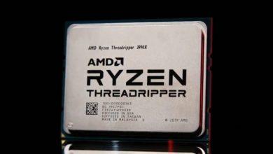 AMD Ryzen Threadripper worsktation