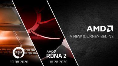Photo of AMD Zen 3 y RDNA 2 se presentarán en octubre: fechas oficiales reveladas