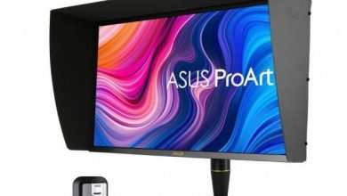 Photo of ASUS ProArt PA27UCX-K, monitor LED 4K de 576 zonas de atenuación