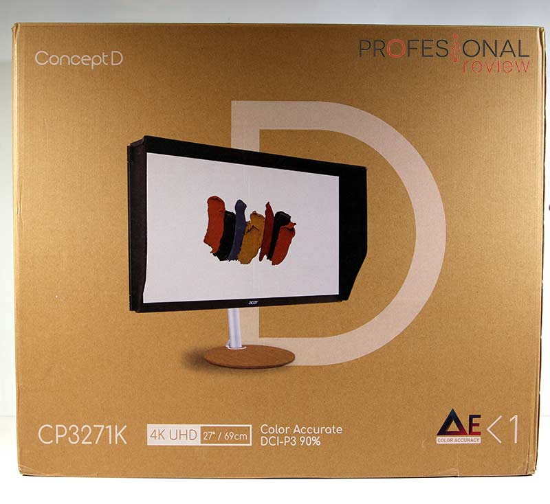 Acer ConceptD CP3 Review