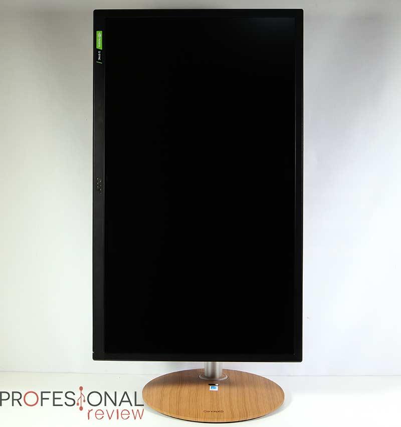 Acer ConceptD CP3 Ergonomía