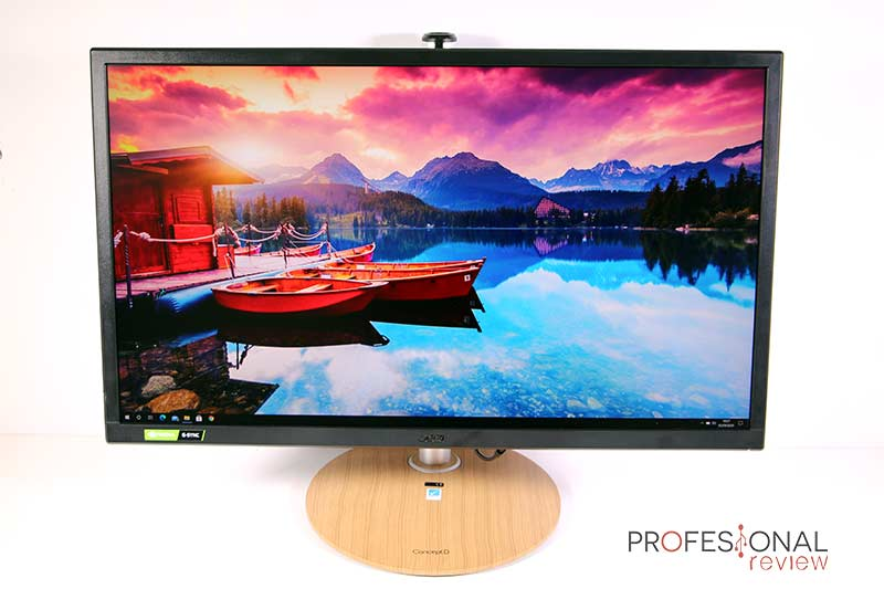 Acer ConceptD CP3 Panel