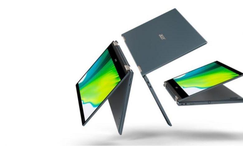 Photo of Acer presenta su nuevo portátil convertible Spin 7