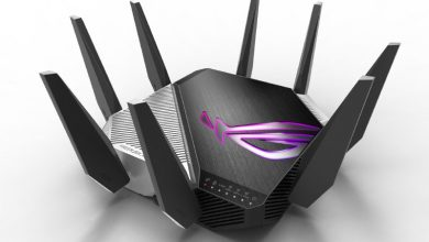 Photo of Asus ROG Rapture GT-AXE11000 es el primer router Wi-Fi 6E
