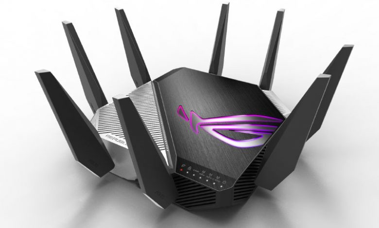 Photo of Asus ROG Rapture GT-AXE11000 es el primer router Wi-Fi 6E