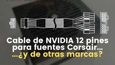 Photo of Corsair prepara su cable de 12 pines para las nuevas NVIDIA RTX: ¿será compatible con tu fuente?
