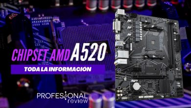 Photo of Chipset A520: todo lo que necesitas saber antes de comprar este chipset