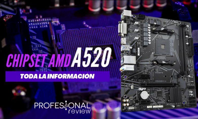 Photo of Chipset A520: todo lo que necesitas saber antes de comprar este chipset