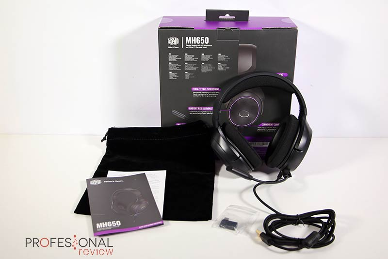 Cooler Master MH650 Review