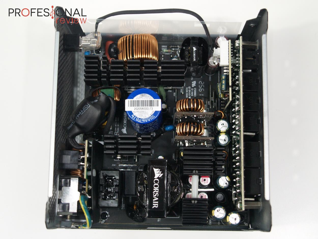 Corsair CX750F RGB Interior HEC