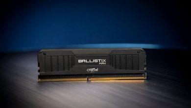 Photo of Crucial Ballistix MAX 5100, Módulos RAM con relojes de 5100 MHz