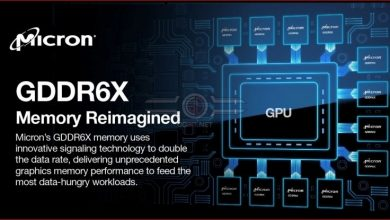 Photo of GDDR6X: Micron presenta sus nuevas memorias presentes en RTX 30