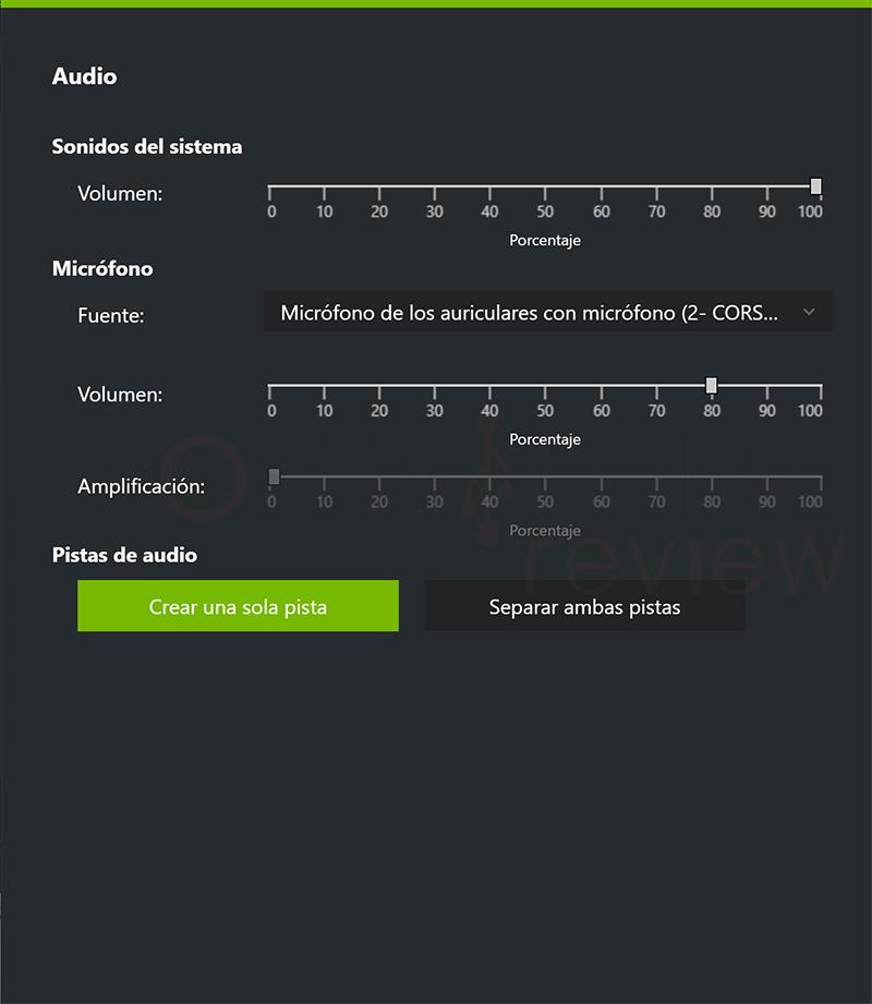 GeForce Experience no graba paso10