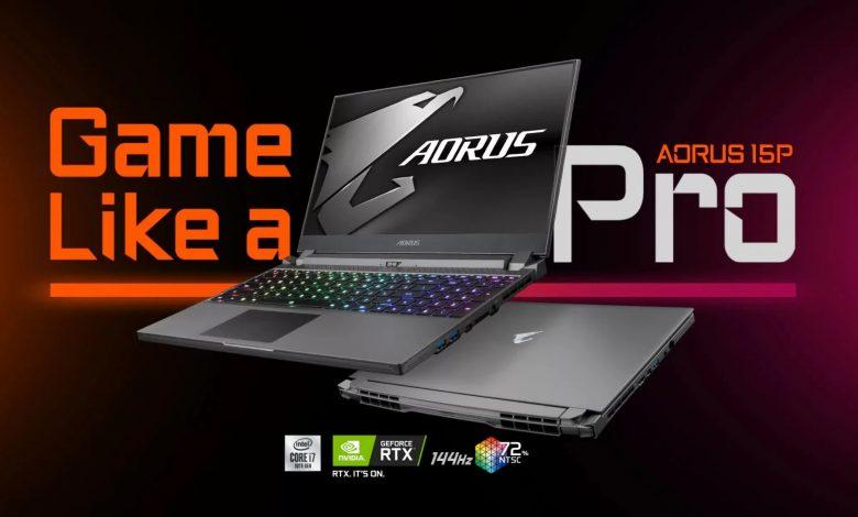 Photo of Gigabyte Aorus 15P: anunciado su nuevo portátil gaming
