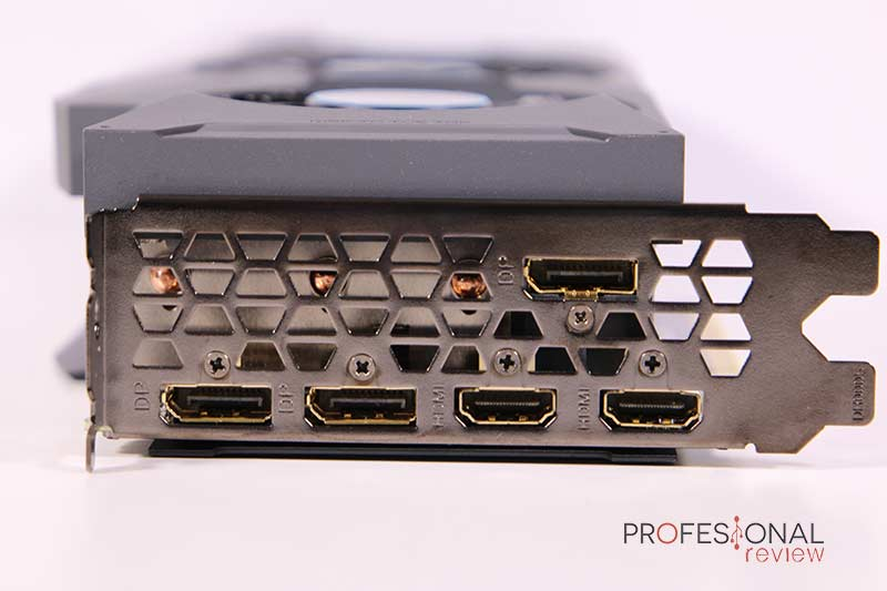 Gigabyte RTX 3090 EAGLE OC 24G Puertos