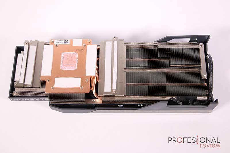 Gigabyte RTX 3090 EAGLE OC 24G Disipador
