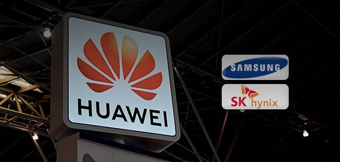 Photo of Huawei no recibirá suministros de Samsung, LG y SK Hynix