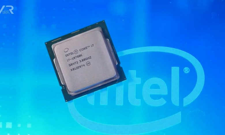 Photo of Intel Core i7-10700K registra un overclock de 6.2GHz