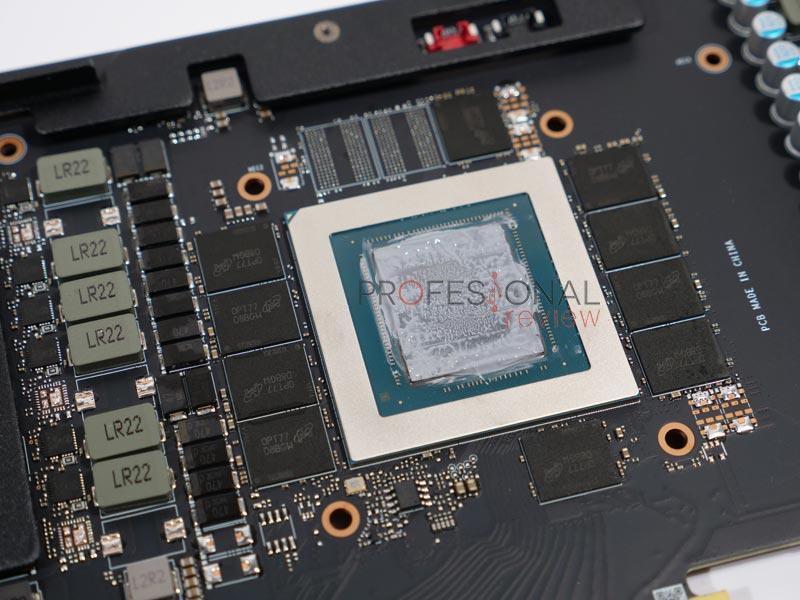 MSI RTX 3080 Gaming X Trio GPU