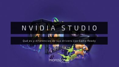 Photo of ¿Qué drivers de Nvidia uso? Nvidia Studio para edición y Nvidia Game Ready para jugar