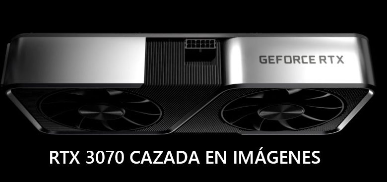 Photo of Nvidia RTX 3070 Founders Edition posa delante de cámara ¡Doble ventilador!