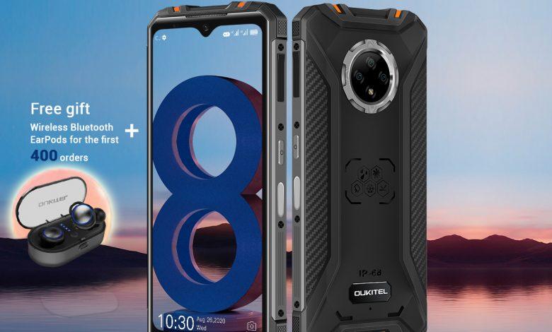 Photo of OUKITEL WP8 Pro: el teléfono deportivo de OUKITEL llega al mejor precio
