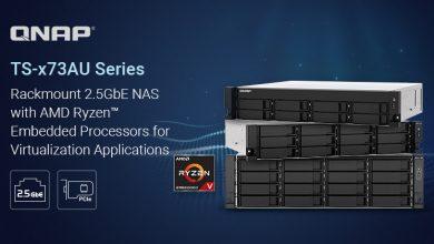 Photo of QNAP presenta la serie NAS TS-x73AU oficialmente
