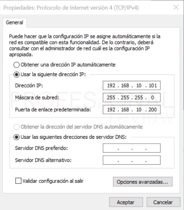 TRENDnet TPS-082WS Instalación