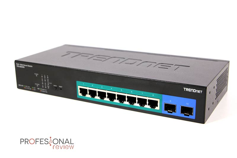 TRENDnet TPS-082WS Review