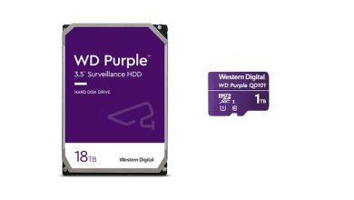 Photo of WD Purple, Nueva serie de discos duros de hasta 18TB