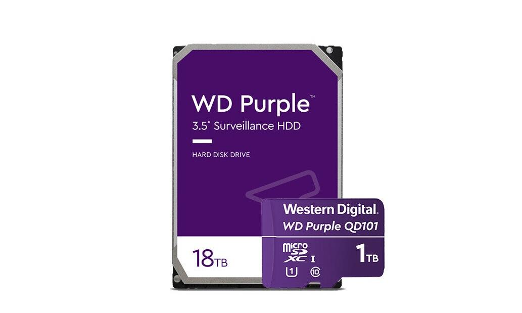 Western Digital launches 18TB HDD, 1TB microSD card in
