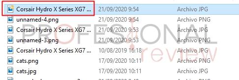 archivo encriptado Windows