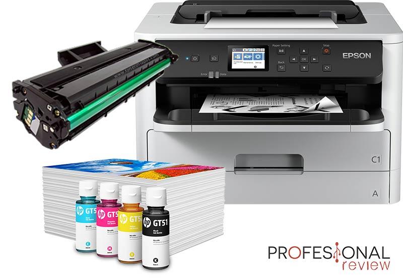 Cuidar tu impresora