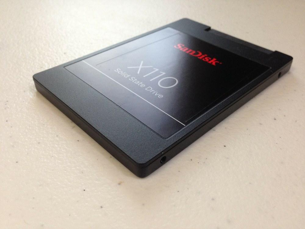 SSD componente actualizar