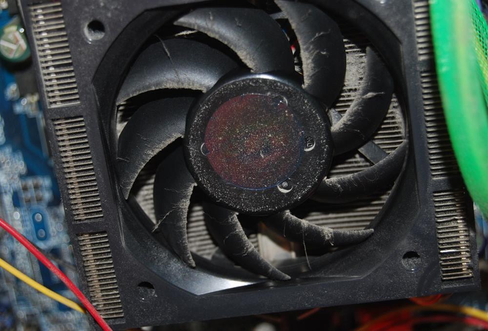 ruido ventiladores PC polvo