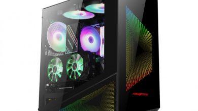 Photo of ABKONCORE T750G, una caja para dos PCs con mucho RGB